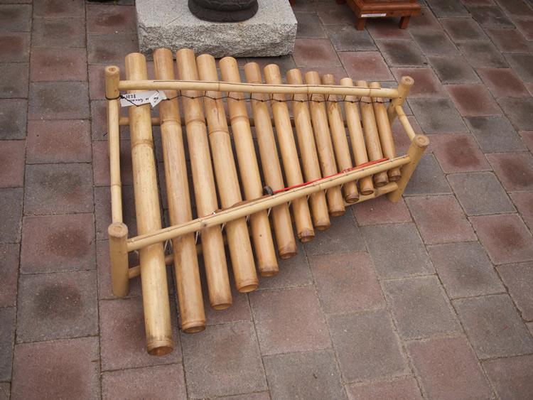 Bamboo Gamelan - Bali $285