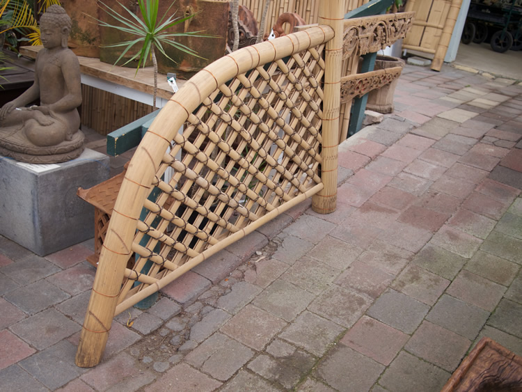 Bamboo Sleeve Fence - Japan Various sizes from $200 to $600