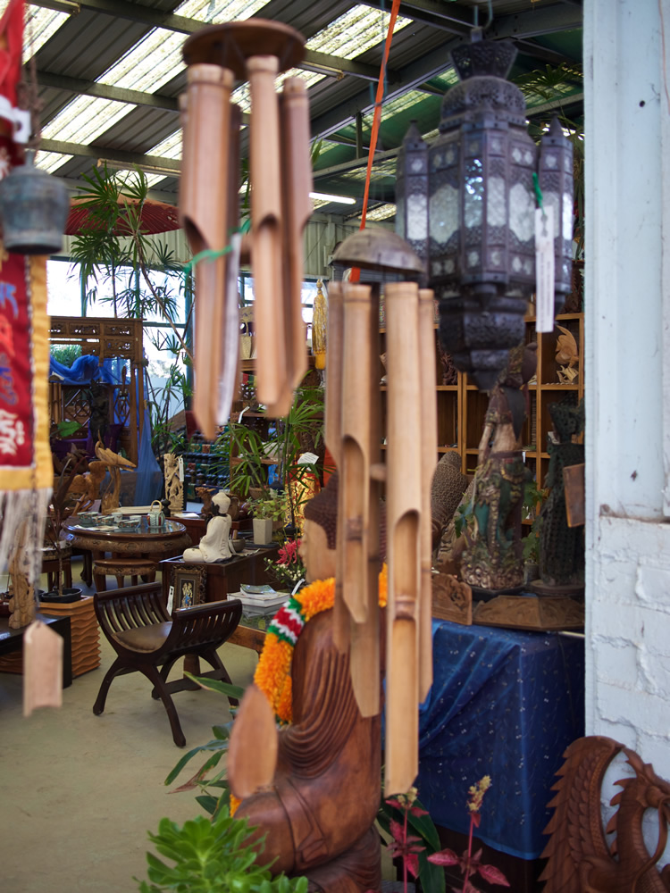 Bamboo Windchimes - Bali From $15 to $75