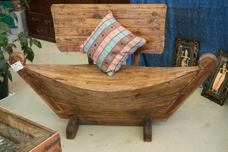 Boat Chair - Java <br>$600