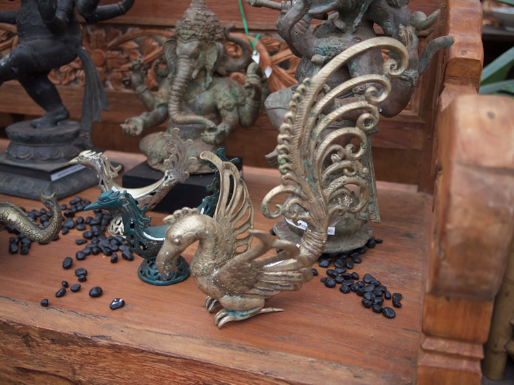 Bronze Bird - Java $325