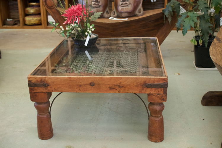 Coffee Table - India <br> $750