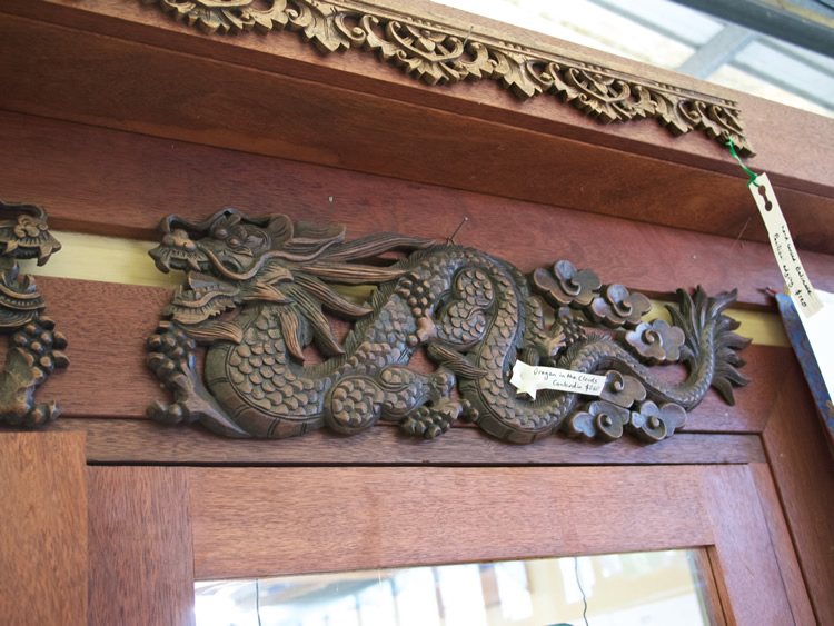 Dragon Panel - Bali $240
