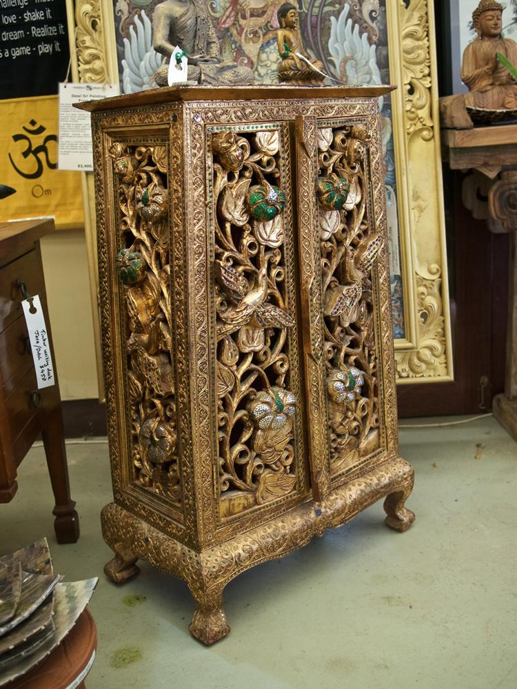 Golden Cabinet - Thailand