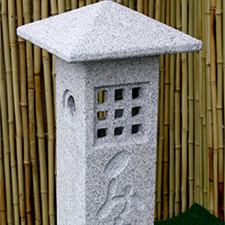 Miyoshi Lantern <br> 90cm H $605 <br> 105cm H $625