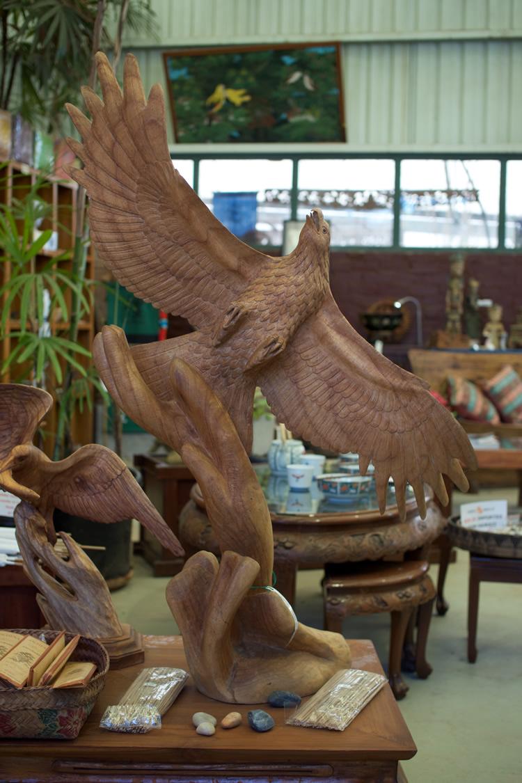 Eagle Wood Bali $1,100