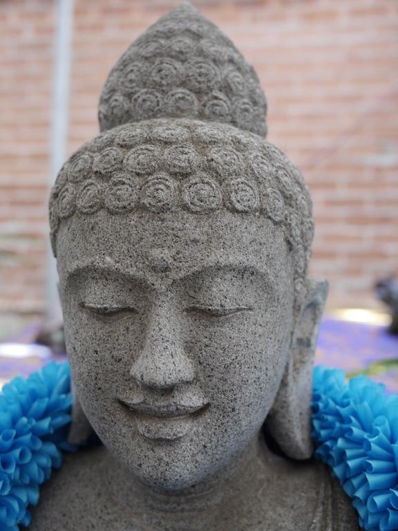 Buddha Granite Bali - Detail of Face $2,350