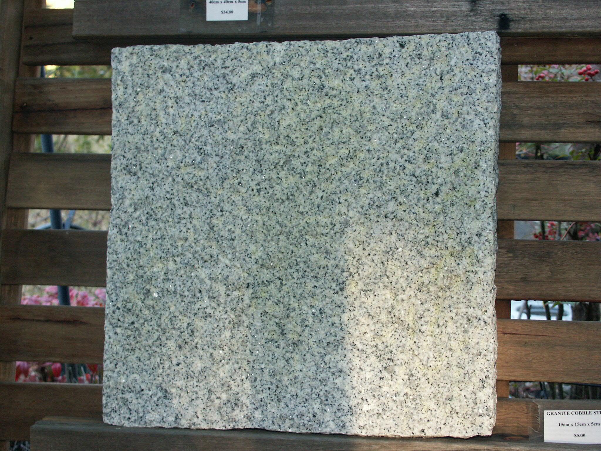 Paver Granite  S - M<br> 30x30x6 $30 <br>45x45x6 $45 <br>60x60x6 $65 <br>30x60x6 $45 <br>45x90x6 $90