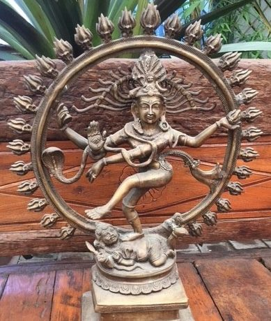Naturaja  Dancing Shiva $1,250