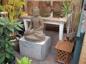 Sitting Buddha Granite Bali $