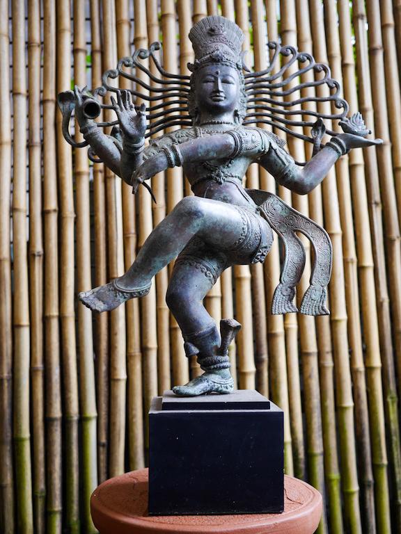 Nataraja Bronze Bali  $1,250